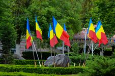 Free Romanian Flags Stock Images - 31323134