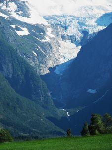 Free Landscape Glacier Stock Photo - 31323790