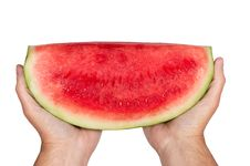 Free Watermelon Ready To Eat Stock Photography - 31324802