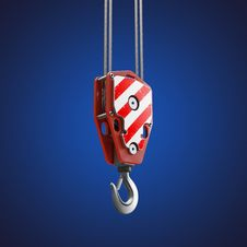 Free Crane Hook Stock Photos - 31327783