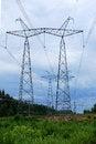 Free Power Line Royalty Free Stock Photos - 31336208
