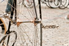 Free Bike Royalty Free Stock Image - 31335676