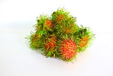Free Rambutan Fruit Stock Photography - 31338412