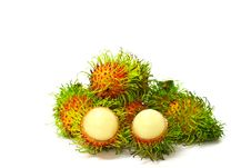 Free Rambutan Fruit Stock Photo - 31338570