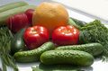 Free Vegetables In The Kitchen Royalty Free Stock Photos - 31341808