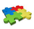 Free Business Puzzle Stock Photo - 31348000