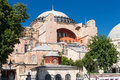 Free View Of The Hagia Sophia In Istanbul, Turkey Royalty Free Stock Image - 31349076