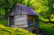 Free Old Water Mill Stock Image - 31344081