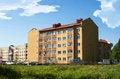 Free Multi-storey Residential Building Stock Photo - 31367760