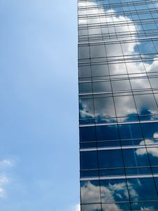 Free Clouds Reflected Stock Photos - 31360873