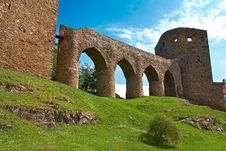 Free Velhartice Castle Stock Photography - 31361922