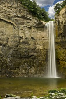 Free Waterfall And Gorge Stock Photos - 31367123