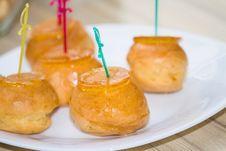 Sweet Juicy Pie Dessert Royalty Free Stock Photo