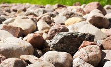 Free Multitude Of Small Colored Stones Royalty Free Stock Image - 31367756