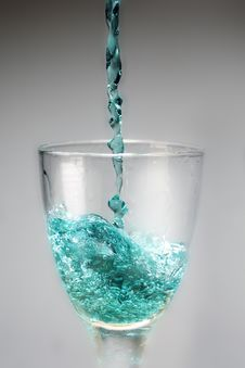 Free Water Glass Royalty Free Stock Photography - 31374867
