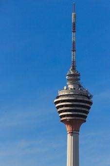 Free Kuala Lumpur Telecommunication  Tower Stock Photo - 31374950