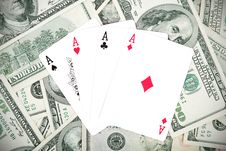 Free Gambling Background Stock Photos - 31380553