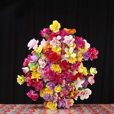 Free Big Bouquet Royalty Free Stock Photo - 31383015