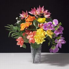 Free Flower Bouquet Stock Photography - 31383222