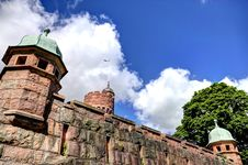 Free Old Tower I Sweden Royalty Free Stock Photos - 31384678