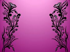 Free Floral Abstraction Royalty Free Stock Images - 31385059