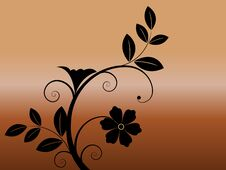 Free Floral Abstracation Royalty Free Stock Photo - 31385205