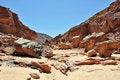 Free Egypt, The Mountains Of The Sinai Desert Stock Photo - 31392070