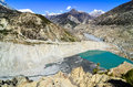 Free Himalayas Mountain Range And Lake, Gangapurna, Nepal Royalty Free Stock Image - 31397856