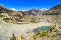 Free Himalayas Mountain Peaks And Lake Stock Photo - 31397900