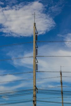 Free Electricity Royalty Free Stock Photos - 31391678
