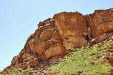 Free Egypt, The Mountains Of The Sinai Desert Stock Photos - 31392093