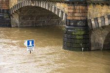 Free Bridge Piers Stock Photography - 31393882