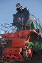 Free Steam Locomotive Royalty Free Stock Image - 3142896