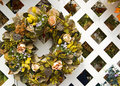 Free Thanksgiving Wreath Stock Photography - 3145352