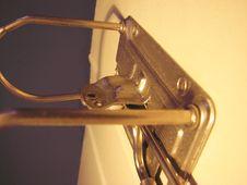 Free Binder Mechanism Royalty Free Stock Photography - 3140397