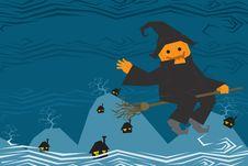 Free Happy Halloween Royalty Free Stock Image - 3140506
