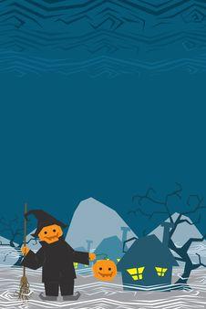Free Happy Halloween Stock Photo - 3140510