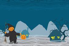 Free Happy Halloween Royalty Free Stock Image - 3140516