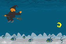 Free Happy Halloween Stock Image - 3140521