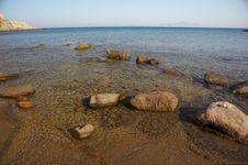 Free Stoney Beach Stock Photo - 3140560