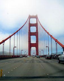 Free Golden Gate Bridge Royalty Free Stock Photos - 3141178