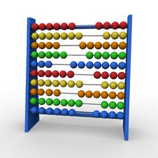 Free Abacus Royalty Free Stock Photography - 3141237
