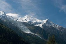 Free Mont Blanc Stock Image - 3141461