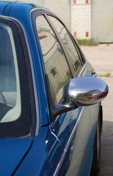 Free Convex Mirror Stock Image - 3141781