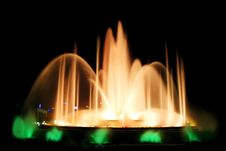 Free Magic Fountain Royalty Free Stock Photos - 3142658
