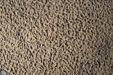 Free Wet Sand After Rain Royalty Free Stock Photography - 3144327