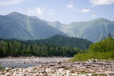 Free Mountain River Stock Photos - 3144343