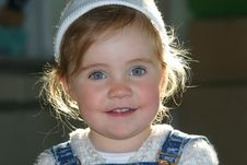 Free Little Girl Royalty Free Stock Photography - 3144627