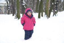 Free Little Girl Stock Photos - 3144853