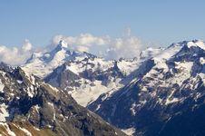 Free Caucasus Mountains Stock Photos - 3145103